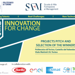 Innovation For Change 2016 - The winners