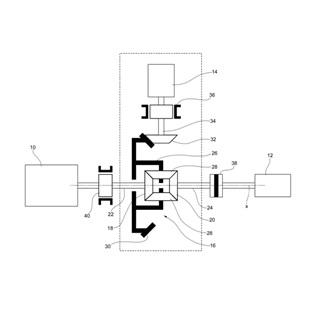 Sistema di propulsione per veicolo
