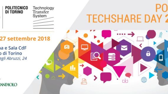POLITO TECHSHARE DAY 2018