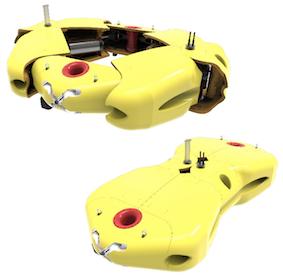 Drone subacqueo riconfigurabile