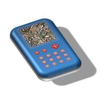 Sistema di navigazione ed orientamento aptico-visuale
