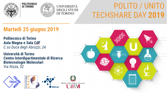 TECHSHARE DAY 2019 - POLITO/UNITO