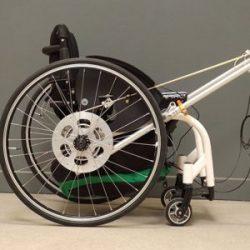 PoC POLITO: Handwheelchair.q, l'innovativa carrozzina per disabili